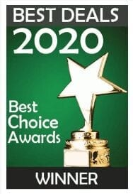Best Choice Awards Winner in Best Deals of 2020