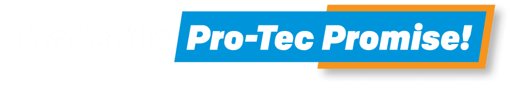 That's the Pro-Tec Promise graphic header on transparent background